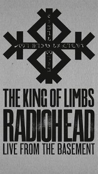 Cover Radiohead - The King Of Limbs - Live From The Basement [DVD]